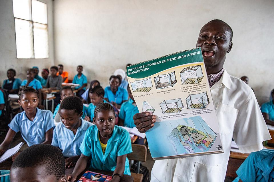 Malaria Prevention Project