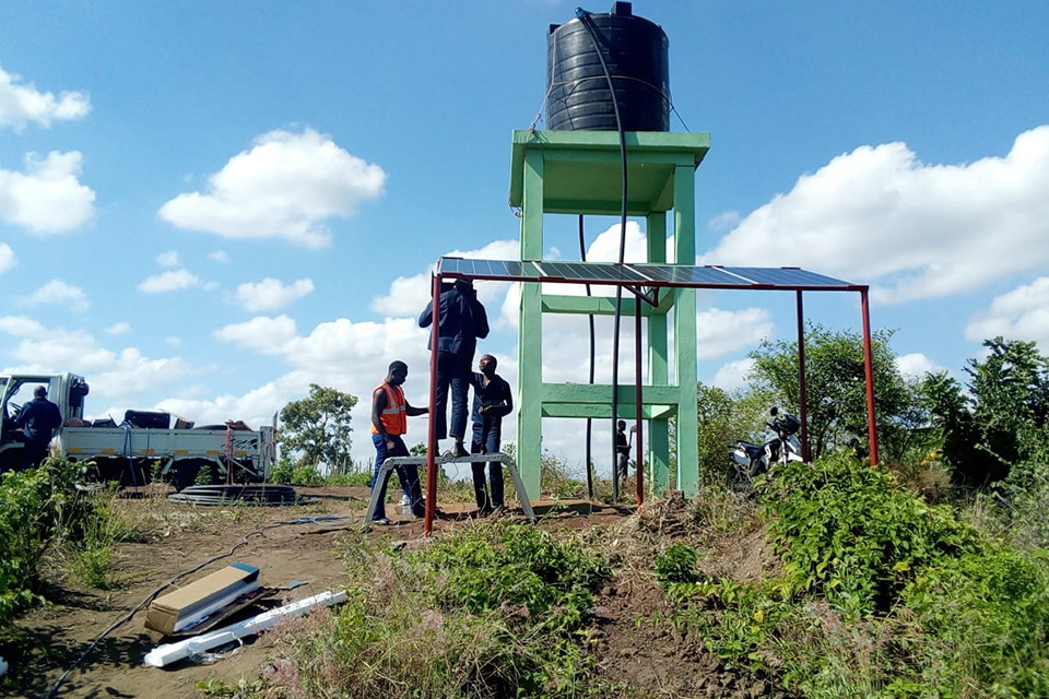 Sustainable energy for all in Mozambique